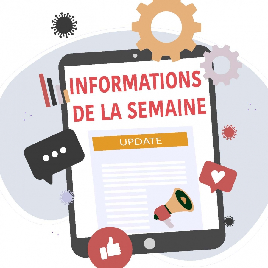 Informations Famille - 29 01 21